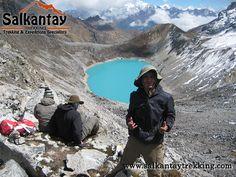 Salkantay Trek Short 4 Days / 3 Nights www.salkantaytrekking.com