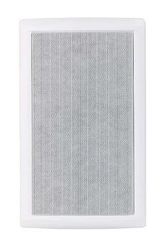 Polk Audio LC65i White Rectangular 2-Way In-Wall Loudspeaker (Single) by Polk Audio. $209.99. Enjoy smooth, precise in-wall sound with Polk's LC65i, sold individually. It takes advantage of the same sophisticated technologies that have made Polk's critically acclaimed LSi loudspeakers so successful. And since this speaker installs directly into your wall, you get clean, high-impact sound without taking up an inch of floor space.  An advanced tweeter delivers smooth, e...