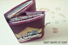 Sweet dreams of scrap: Mini álbum de viaje Portugal