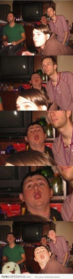 Epic face swap