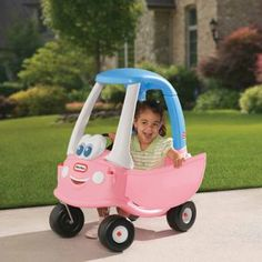 Princess Cozy Coupe® 30th Anniversary Edition