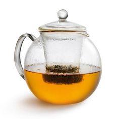 Théière bulle de thé en verre - Fonctionnelle et élégante : la théière idéale pour vos pauses gourmandes - 19,95 €
