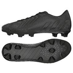 Adidas Predator Instinct FG Soccer Cleats (Black Black) 842d5d5ec3a13