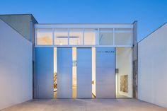 Gallery of Milan Gallery Annex / Kipnis Arquitetos Associados + Fernando Millan - 1