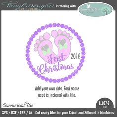 Sold By Lyrical Letters DesignSmall business commercial useAvailable in SVG, DXF, EPS and Ai formats.Works in Cricut Design space andSilhouette Studio Basic,Silhouette Designer Edition andSilhouette Business Edition Lettering Design, Hand Lettering, Silhouette Machine, Babies First Christmas, Silhouette Designer Edition, Vinyl Designs, Cricut Design, Design Bundles, Design Projects