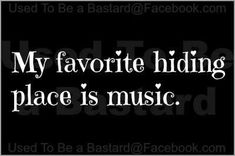 Music quotes inspirational lost Ideas for 2019 Music Is My Escape, I Love Music, Music Is Life, Amazing Music, Lyric Quotes, True Quotes, Breaking Benjamin, Papa Roach, Garth Brooks