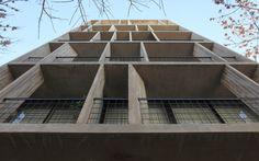 Edificio EEUU 4263 by BAK Arquitectos in Buenos Aires Province, Argentina