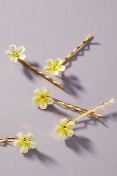 CREAM BLACK PINK BUMBLE BEE HAIR GRIP//BOBBY PIN SPARKLE UK GOLD YELLOW