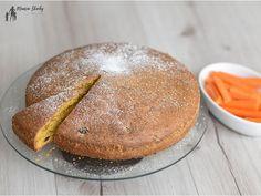 #ciasto #przepis #ciastomarchewkowe #carrotcake #cake Bread, Ethnic Recipes, Food, Thermomix, Brot, Essen, Baking, Meals, Breads