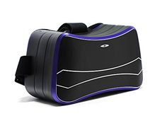 1G ROM 8G RAM Allwinner A33 Quad Core 3D VR BOX Bluetooth Virtual Reality Cardboard Game Video Glasses with TF Card Slot ** You can get more details by clicking on the image.
