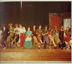 הצגת סיום מוסד חינוכי קבוצת טל 1983
