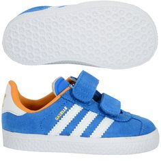 Cool for School   30% OFF adidas Kids Gazelle Cf 2. ➡  http://www.hoodboyz.co.uk/product/p130478_adidas-shoe-kids-gazelle-cf-2-low-sneaker-blue-white.html