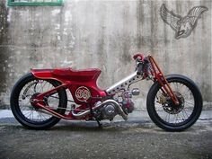 radical scooter chopper thingy by afs taiwan