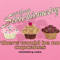 Chemistry Cupcakes iPad Case. Perfect for a Chemistry Major