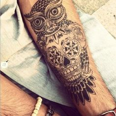 Tattoos Ideas - #13 owl - itstattoos.com