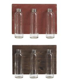 Take a look at this Hanging Jar Wall Décor - Set of Two on zulily today!