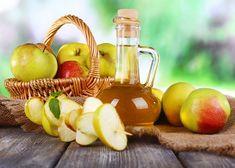 Jak používat jablečný ocet, abyste zhubli   iReceptář.cz Apple Cider Vinegar Remedies, Apple Cider Vinegar For Skin, Cider Vinegar Weightloss, Kids Diet, Low Carb Diet, Health Problems, Homemade, Canning, Healthy