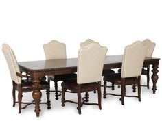 univ0167pc universal bolero 85 inch table 4 side chairs brothers