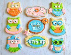 Lizy B: Owl Cookie Cuties!