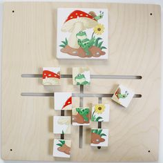 Classroom Family Tree, Puzzles, Sensory Wall, Advent Calendar, Thesis, Holiday Decor, Home Decor, Art, Wooden Toy Plans