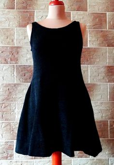 DIY Sukienka ze spódnicy Dress from skirt