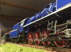 ČSD 498.014 – METAL MODEL Metal Models, Train, Strollers