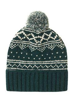 This beanie was made for me!!!!! 50 Under $50: The Ultimate Gift List #refinery29