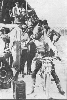 1926 Circuito di Ferrara, Alfonso Morini on 125cc MM