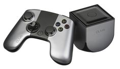 OUYA with controller
