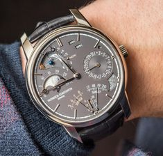 Vacheron Constantin Celestia 1Mio - Part of our New released article about the Top 11 Watches Of SIHH 2017 & An Industry Holding On Tight. Join Ariel Adams's insight on the state of the industry and key highlights of this year's edition of the luxurious Geneva watch fair... ○ Read about it: http://www.ablogtowatch.com/top-11-watches-sihh-2017-industry-holding-tight/ #ablogtowatch