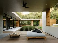 Whod like to live here? The Carmel Valley Residence is designed by Sagan Piechota Architecture and is located in // Photo by Joe Fletcher - Architecture and Home Decor - Bedroom - Bathroom - Kitchen And Living Room Interior Design Decorating Ideas - Architecture Durable, Architecture Design, Residential Architecture, Contemporary Architecture, California Architecture, Contemporary Decor, Contemporary Building, Contemporary Cottage, Modern Cottage