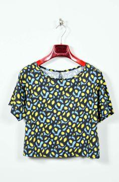 Πολύχρωμο T-shirt Boutique Stores, Blouse, Tops, Women, Fashion, Moda, Fashion Styles, Clothing Boutiques, Blouses