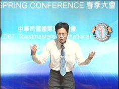 2011年 國語語組指定演講第一名 林定蔚