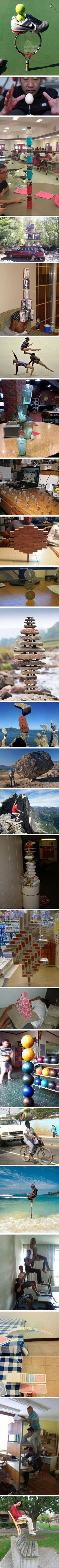 Perfectly Balanced  - funny pictures #funnypictures