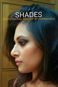 Eyemakeup# party makeup# smokey eye makeup