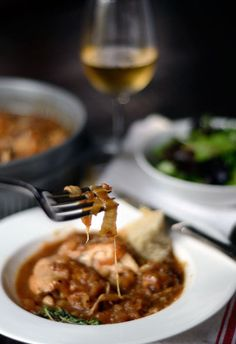 Lake Lure Cottage Kitchen: A French Dinner with Friends ...