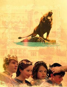 """""""Once a King or Queen of Narnia, always a King or Queen of Narnia."""" ~ Aslan Love how this relates to our forever salvation Susan Pevensie, Lucy Pevensie, Peter Pevensie, Edmund Pevensie, Aslan Narnia, Narnia Movies, Prince Caspian, Science Fiction, Nerd"""