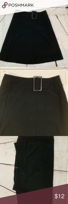 347afcb0ba7 Work skirt attached belt 3 for   30 Perfect conditions No damage no stains  Skirts Work