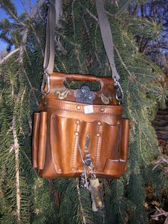 Hey, I found this really awesome Etsy listing at https://www.etsy.com/listing/176032006/steampunk-leather-purseexplorers-bagtool