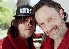 IM CRYING BLOOD THAT BIT OF HAIR STUCK ON NORMANS HAT GTG