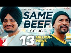 Same Beef - Bohemia Ft. Sidhu Moose Wala | Official Song | Byg Byrd | New Punjabi Song 2019 - YouTube