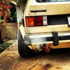 the perfect mk1-mk3 exhaust