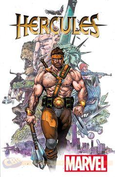 Hercules by Clay Mann