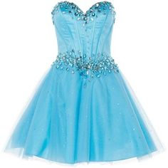 ANOUSHKA G Corset style prom dress