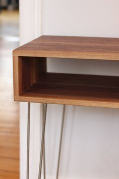 Mid Century Modern Sideboard / Console Table with by KrovelMade