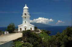 海、山を一望できる屋久島灯台がランキング14位。