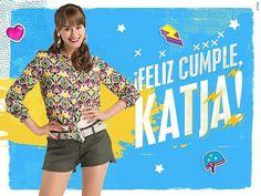 ¡Feliz día, Katja Martinez! ¿Qué emoji le regalas en su cumpleaños?