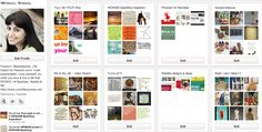 50 Top Tips & Best Ways to Market your Business via Pinterest - hot off the press!