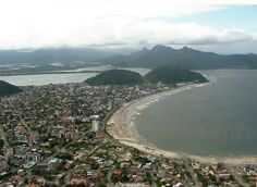 Guaratuba, Paraná, Brasil - pop 34.764 (2014)