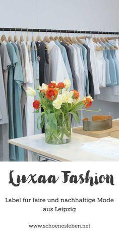 Luxaa-Fashion ist ein junges Label für faires und nachhaltige Mode sowie Asseccoires aus Leipzig. #fairfashion #leipzig #leipzigtipps #einkaufenleipzig #nachhaltig #leipziginsidertipps #leipziggeheimtipps Capsule Wardrobe, Wardrobe Rack, Second Hand Mode, Mode Shop, Mode Outfits, Mode Inspiration, Ethical Fashion, Berlin, My Style